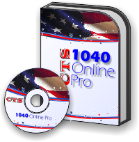 1040 Online - Professional Tax Software