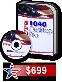 1040 desktop pro - cts