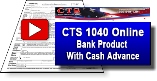 Bank Product With Cash Advance