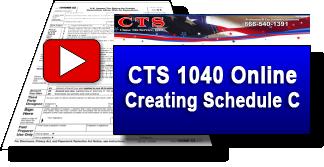 Creating Schedule C