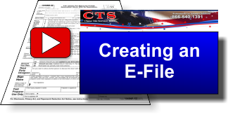 Creating an E-File